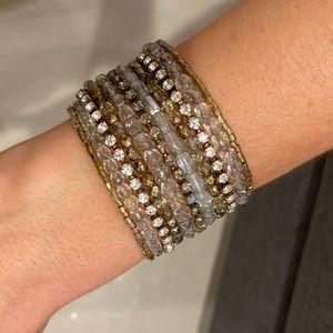 Gloria Astolfo Semiprecious Stones Bracelet